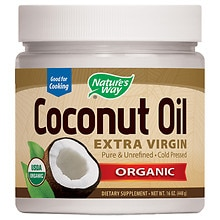 Nature's Way EfaGold Coconut Oil Dietary Supplement
