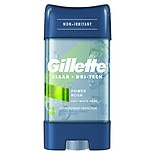 Gillette 3x Triple Protection System Clear Gel Anti-Perspirant/Deodorant Power Rush
