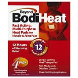 Beyond Bodi Heat Pain Relieving Heat Pads, Back