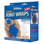Bed Buddy Hot/Cold Therapy Joint Wraps Large