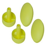 Replacement Tennis Ball Glide Pads
