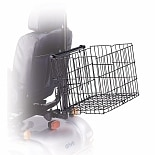 Drive Medical Scooter Basket-Rear for Dive Power Scooters