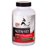 Nutri-Vet Hip & Joint Chewables for Dogs, Level 2