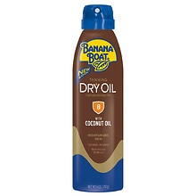 Banana Boat UltraMist Deep Tanning Dry Oil Continuous Spray Sunscreen