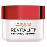 L'Oreal Paris Revitalift Face/Neck Contour Cream, Anti-Wrinkle + Firming Moisturizer