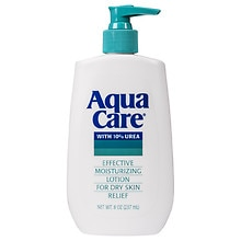 Aqua Care Lotion for Dry Skin, with 10% Urea