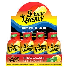 Energy Shot Lemon Lime