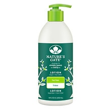 Nature's Gate Tea Tree Moisturizing Lotion