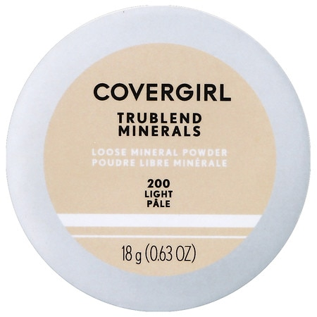 CoverGirl TruBlend Naturally Luminous Loose Powder