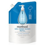 method Gel Hand Wash Refill Pouch Sea Mineral
