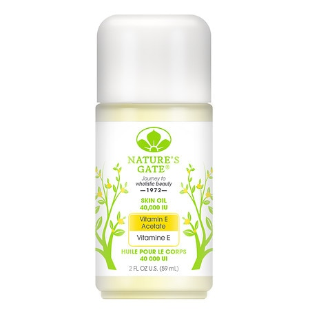 Nature's Gate Vitamin E Oil 40,000 IU