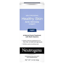 Anti-Wrinkle Cream, Night Formula