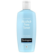 Neutrogena Alcohol-Free Skin Toner Liquid