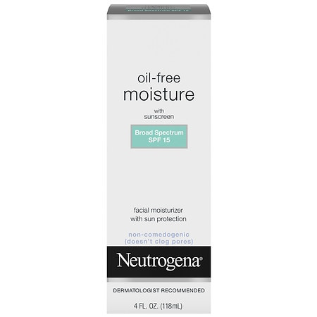 Neutrogena Oil-Free Moisture Lotion