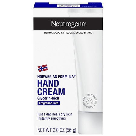 Neutrogena Norwegian Formula Hand Cream Fragrance Free