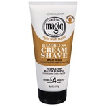 Magic Shave Magic Razorless Cream ShaveLight Fresh Scent