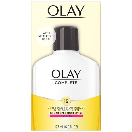 Olay Complete Complete All Day UV Moisturizer Lotion SPF 15