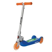 Razor Jr Folding Kiddie Kick Scooter Blue