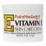 Fruit of the Earth Vitamin E Skin Care Cream