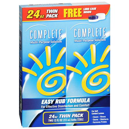 Complete by AMO Multi-Purpose Solution 2 Pack
