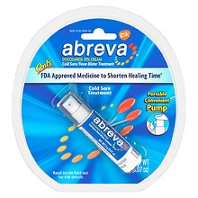 Abreva Cold Sore/Fever Blister Treatment Cream