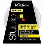 L'Oreal Paris Studio Overworked Hair Putty