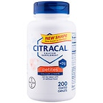 Save up to 25% on Citracal calcium supplements