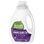 Seventh Generation Natural 2X Concentrated Liquid Laundry Detergent, 33 Loads Blue Eucalyptus & Lavender