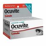 Ocuvite Vitamin and Mineral Supplement with Lutein Tablets