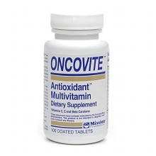 Oncovite Antioxidant Multivitamin, Coated Tablets