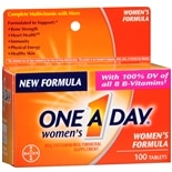 Women's Multivitamin/Multimineral Supplement Tablets