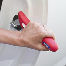 Handybar Support Handle for Getting In and Out of a Vehicle