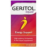 Geritol Liquid High Potency Vitamin & Iron Supplement, with Ferrex Tonic