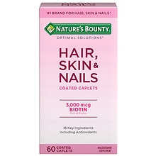 Nature's Bounty Hair, Skin & Nails, Tablets
