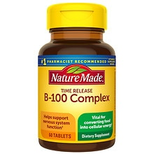 Nature Made Balanced Vitamin B-100 Complex