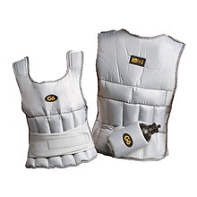 GoFit Unisex Adjustable Weighted Vest 10lb