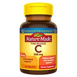 Nature Made Vitamin C 500 mg Timed Release With Rose Hips