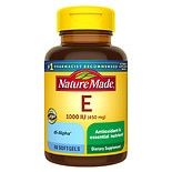 Nature Made dl-Alpha Vitamin E 1000 IU