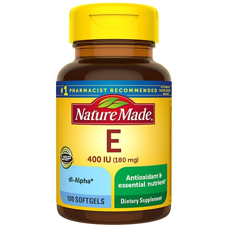 Nature Made dl-Alpha Vitamin E 400 IU