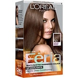 L'Oreal Feria Permanent Haircolour Gel Havana Brown 50
