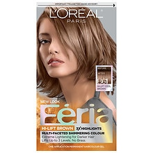 L'Oreal Paris Feria Permanent Haircolour Gel Downtown Brown B61
