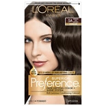 L'Oreal Superior Preference Permanent Hair Color Medium Ash Brown 5A