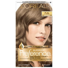 L'Oreal Paris Preference Permanent Hair Color Dark Blonde 7