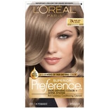L'Oreal Paris Preference Permanent Hair Color Dark Ash Blonde 7A