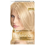 L'Oreal Paris Preference Permanent Hair Color Ultra Natural Blonde 10NB