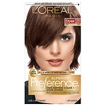 L'Oreal Paris Preference Permanent Hair Color Medium Amber Copper Brown 5 1/2 AM