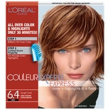 L'Oreal Couleur Experte Express Two-In-One Multi-Tonal Color System Light Golden Copper Brown Ginger Twist 6.4
