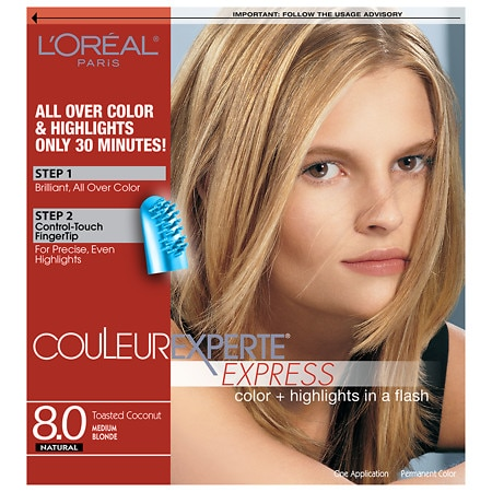 l 39 oreal paris couleur experte express two in one multi tonal color system walgreens. Black Bedroom Furniture Sets. Home Design Ideas