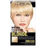 L'Oreal Super Blonde Creme Hair Lightening Kit Super Blonde