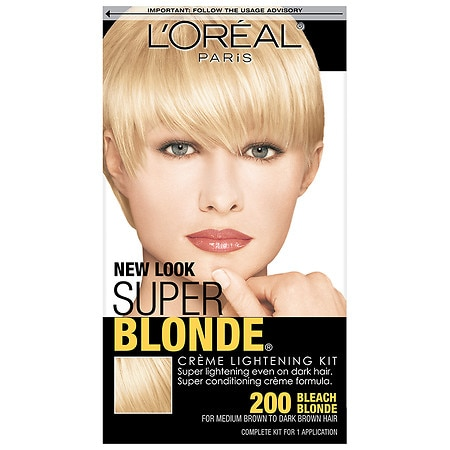 L'Oreal Paris SFX Super Blonde Creme Lightening Kit Bleach Blonde